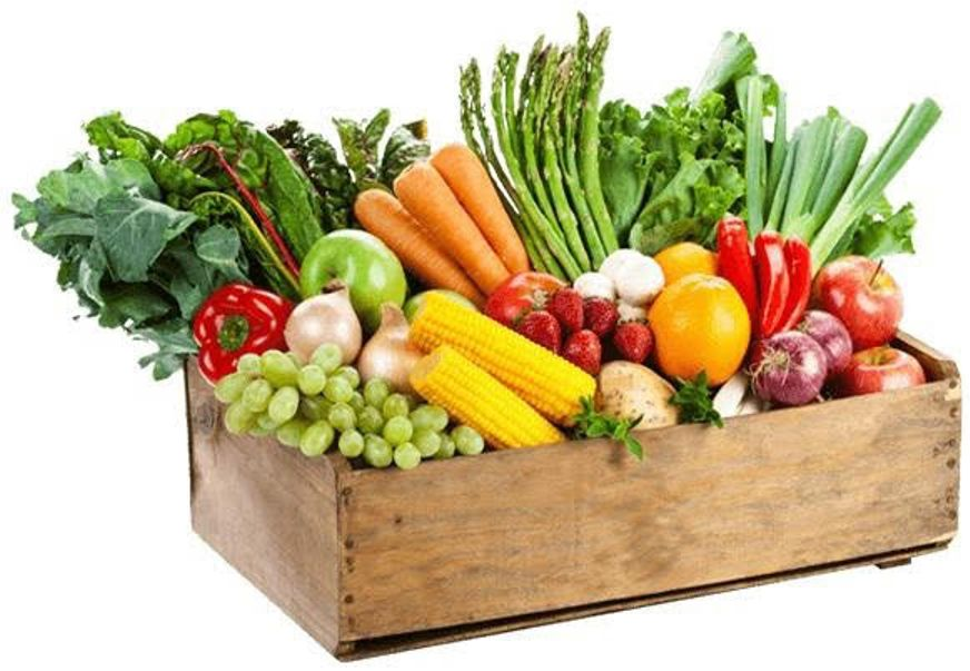 Fruit and Vegetable Basket – JeufZone